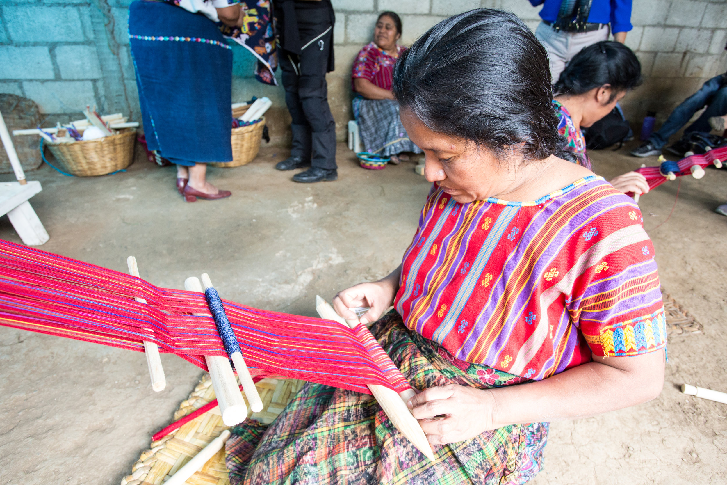 Guatemala: Women of weaving - October 25-31, 2020