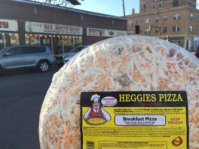 Two great clients, one great event. Come see us at @electricfetusmpls for #RecordStoreDay today. You just might get some @heggiespizza out of it! #recordstoreday #heggies #heggiespizza #minnesota #electricfetus