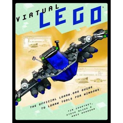 Book: Virtual LEGO, which I co-wrote in 2003 and published via No Starch Press.