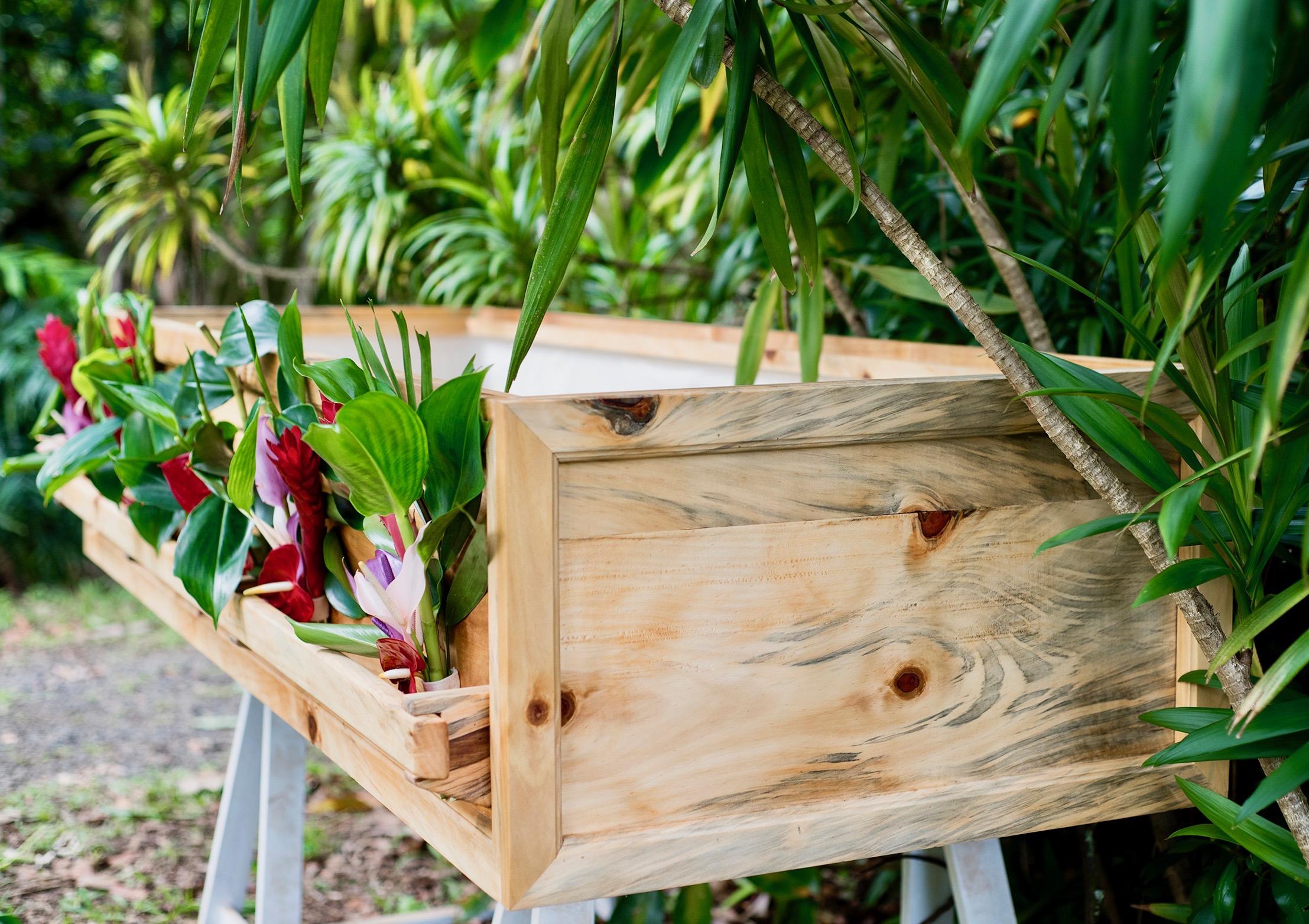 Pāhiki Eco-Caskets
