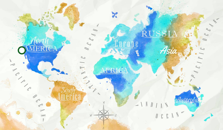 Birth of Reason Map