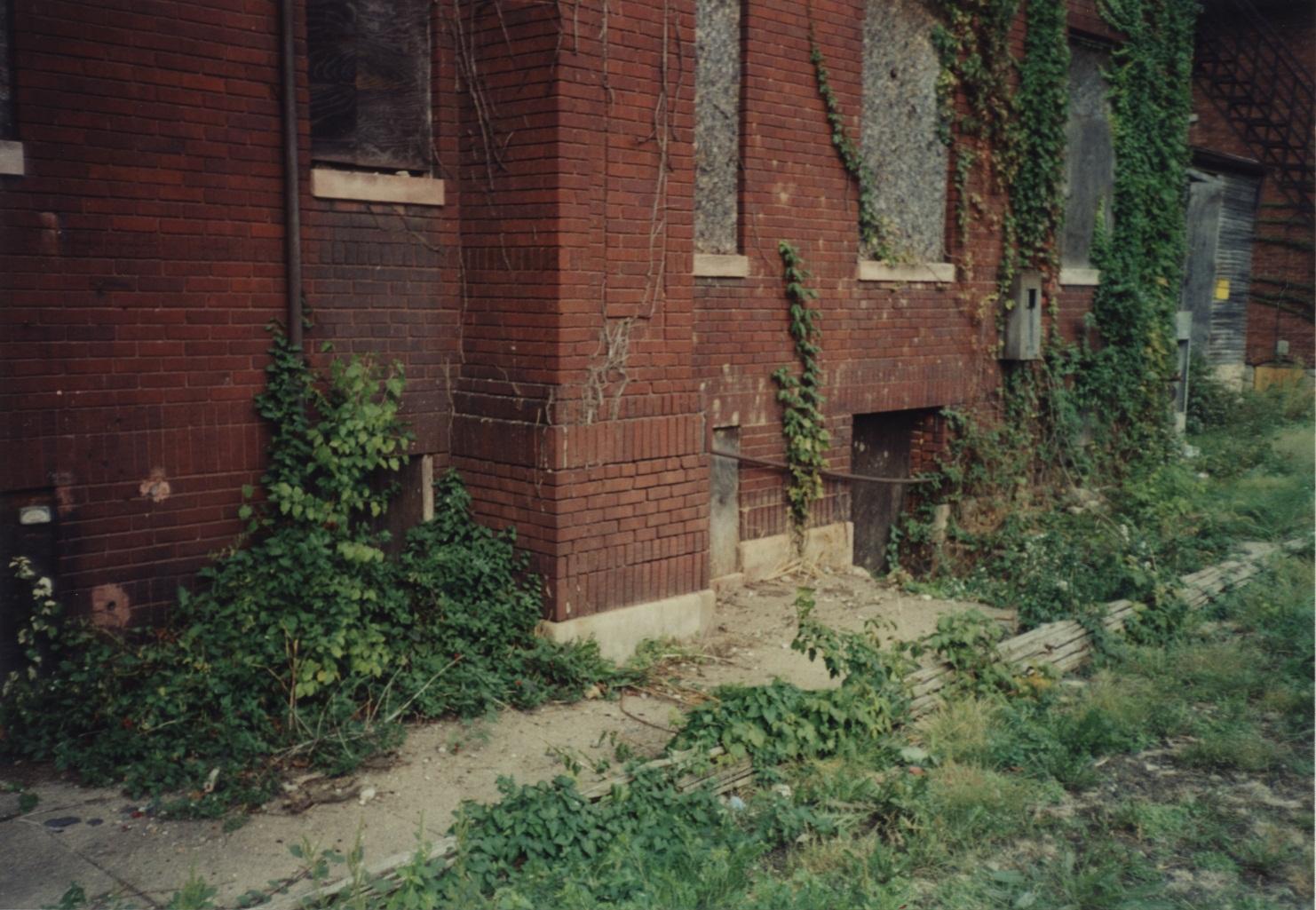Renovation Began in 2001