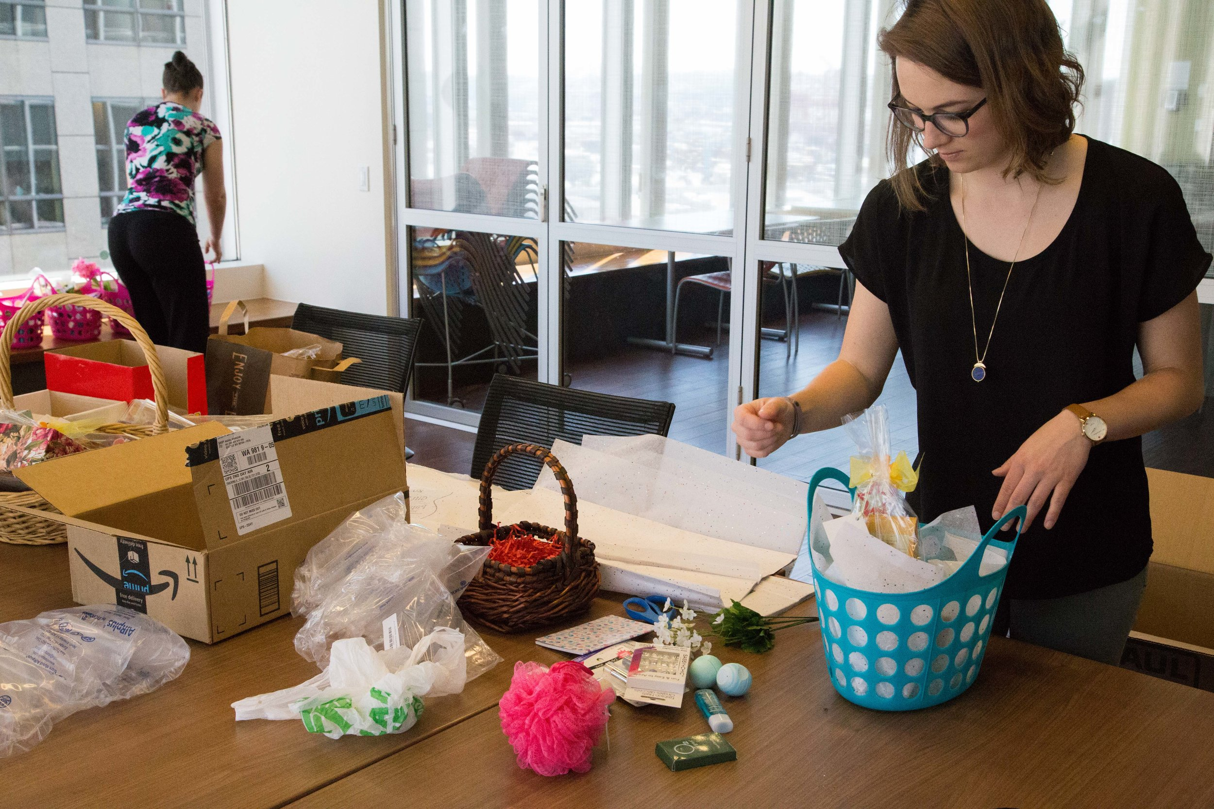 CoughlinPorterLundeen-Mother's-Day-Gift-Baskets-Assembly-YWCA.jpg