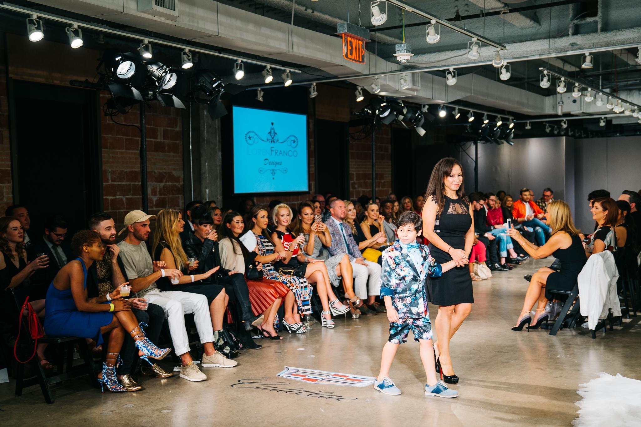 Photo courtesy of Fashion X Dallas