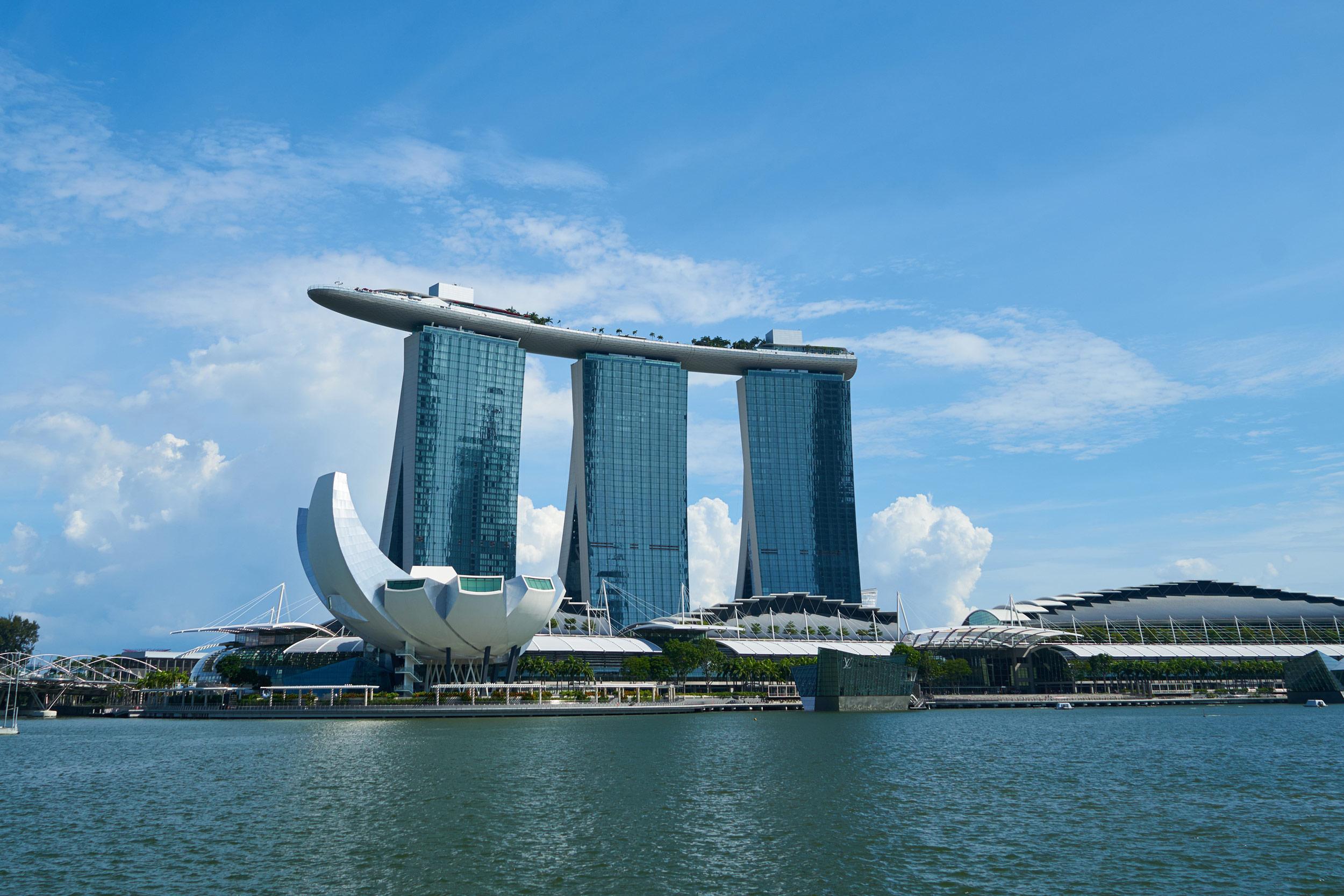 Marina Bay Sands Expo & Convention Centre — Singapore