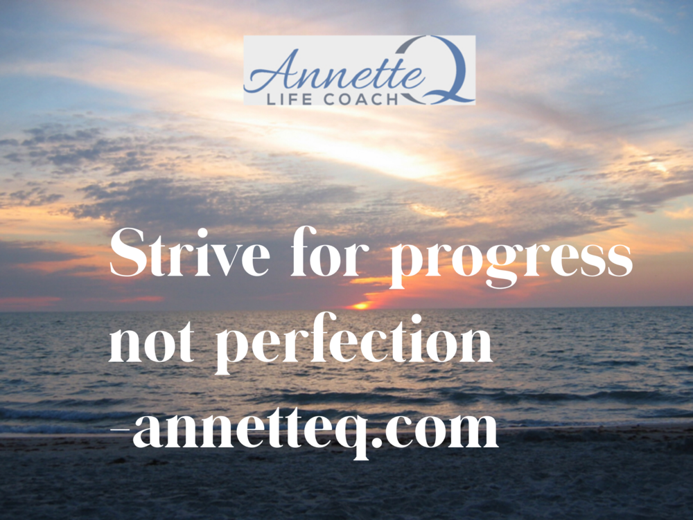 74 Strive For Progress Not Perfection MindYoga Quick Quotes ...