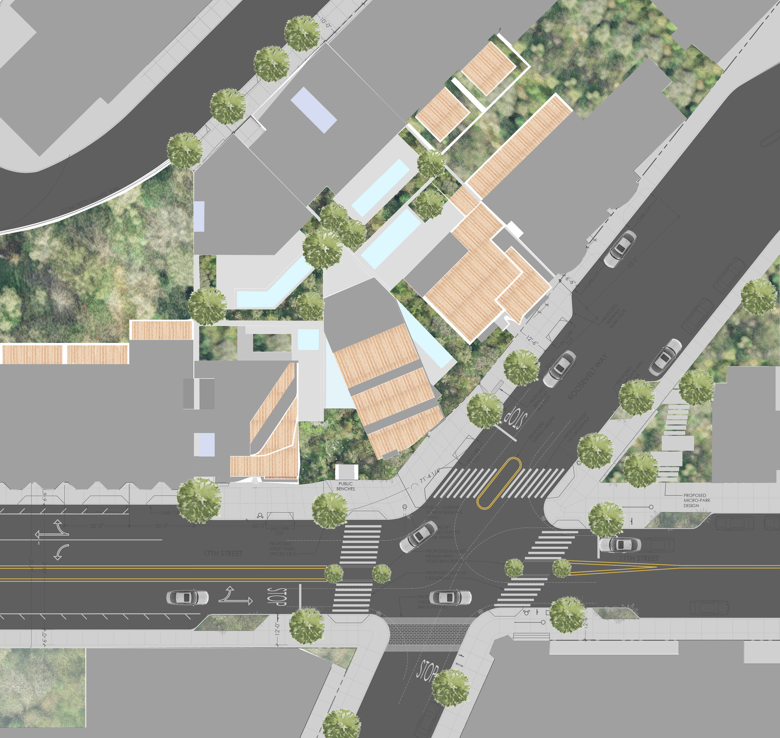 Conceptual Better Streets Plan