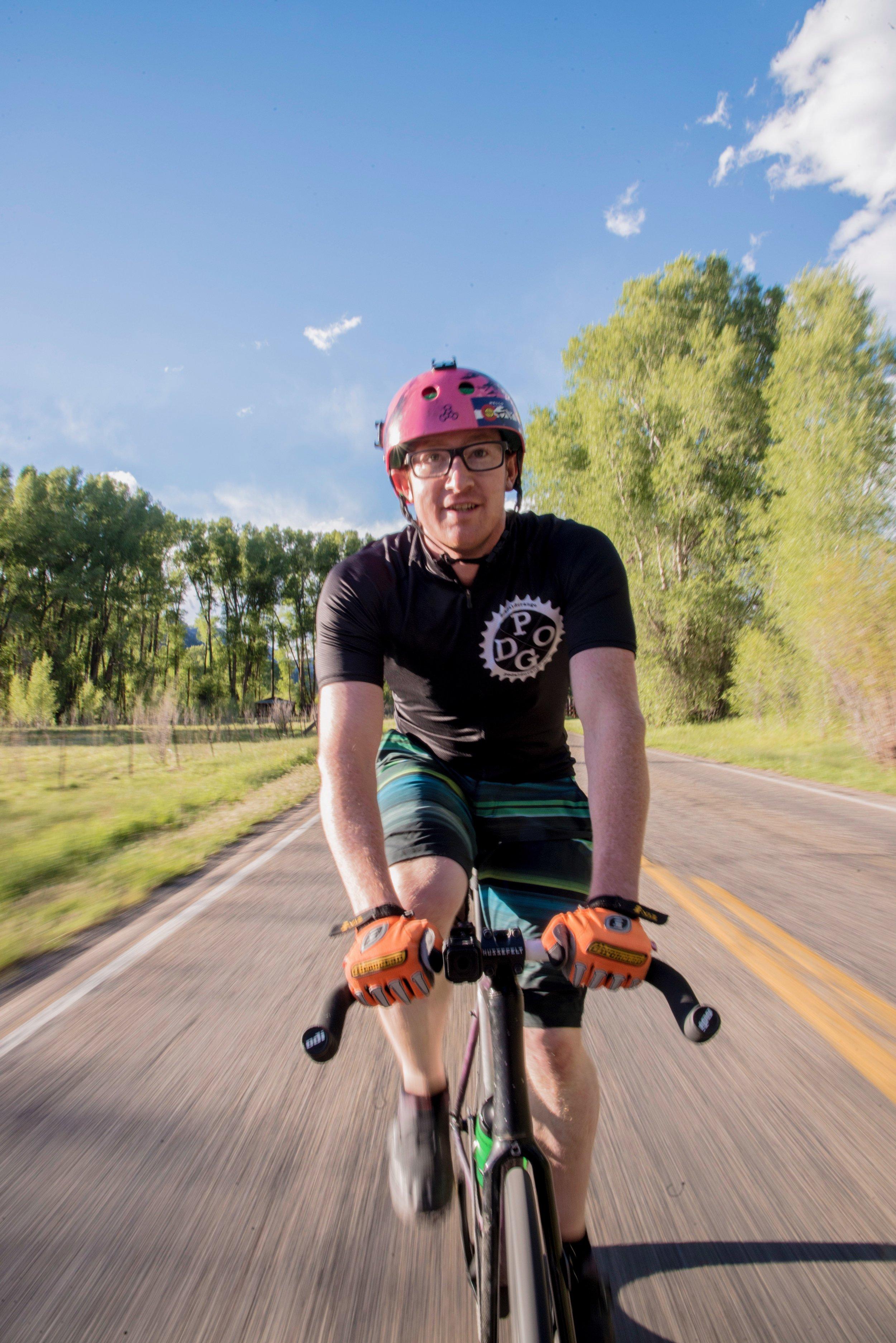 Biking should be fun!