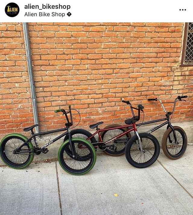 Riding on two wheels can take you out of this world!  @alien_bikeshop -- 📸 credit! Use #pedaldurango or tag to be featured!  Check out what's new and what you may be missing out on in Durango!  Check out the new swag everyone is repping! Follow the link in the bio! . . . . . . . #bikeshop #bike #mtb #cycling #bikes #bikelife #mountainbike #shimano #bicycle #roadbike #cyclinglife #instabike #mtblife #velo #bikeporn #elba #bmx #bikestagram #ebike #ciclismo #enduromtb #biketour #enduro #asbikes #ride #cycle #bikelove #bikeshoplife #bicicletaria