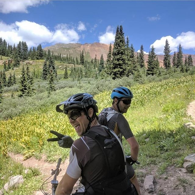 @yotwells -- 📸 credit!⁠ Use #pedaldurango or tag to be featured!⁠ ⁠ What are you going to do in the coming season?  Check out what's new and what you may be missing out on in Durango!  Check out our site, link in bio @pedaldurango!⁠ .⁠ .⁠ .⁠ .⁠ .⁠ .⁠ .⁠ #mountainbiking #mtb #mountainbike #mtblife #cycling #bike #downhill #enduromtb #bikelife #enduro #mtblove #freeride #downhillmtb #nature #mountainbiker #biking #bicycle #mountains #bikes #cyclinglife #mountain #mountainbikes #gopro #ride #mountaineering #mtbpictureoftheday #instabike #mountainlife #visitdurango⁠