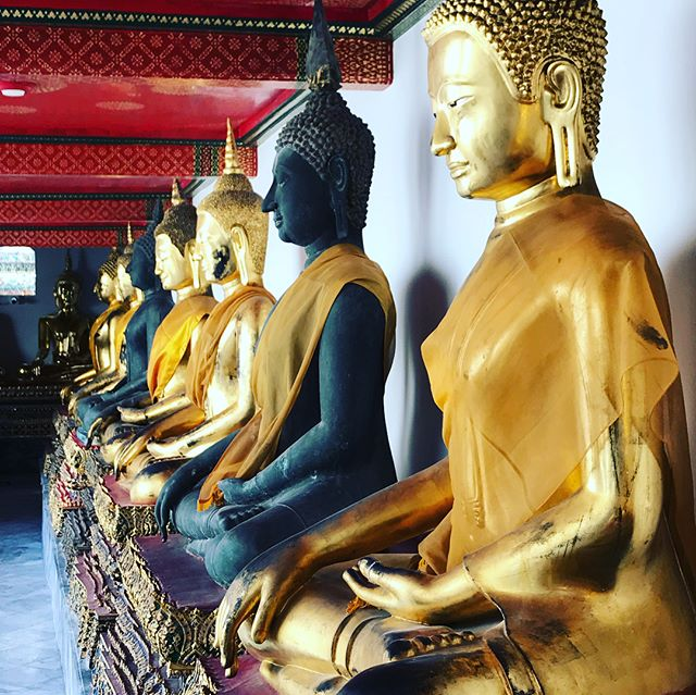 Quick stop in Bangkok to see the highlights #bangkok #thailand #itshot #lovetotravel