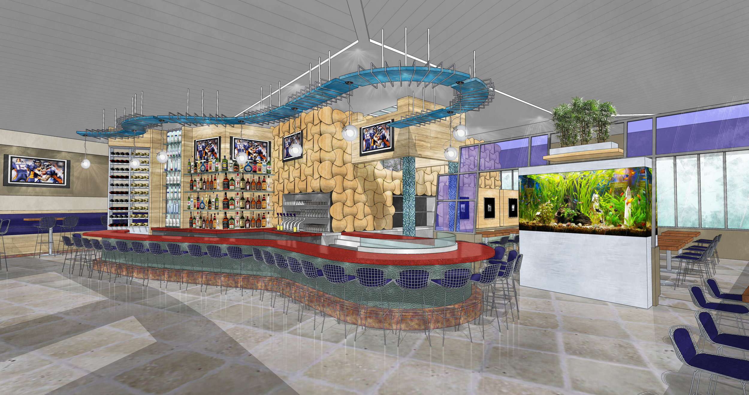 Renderings   Conceptualize before building.   view renderings