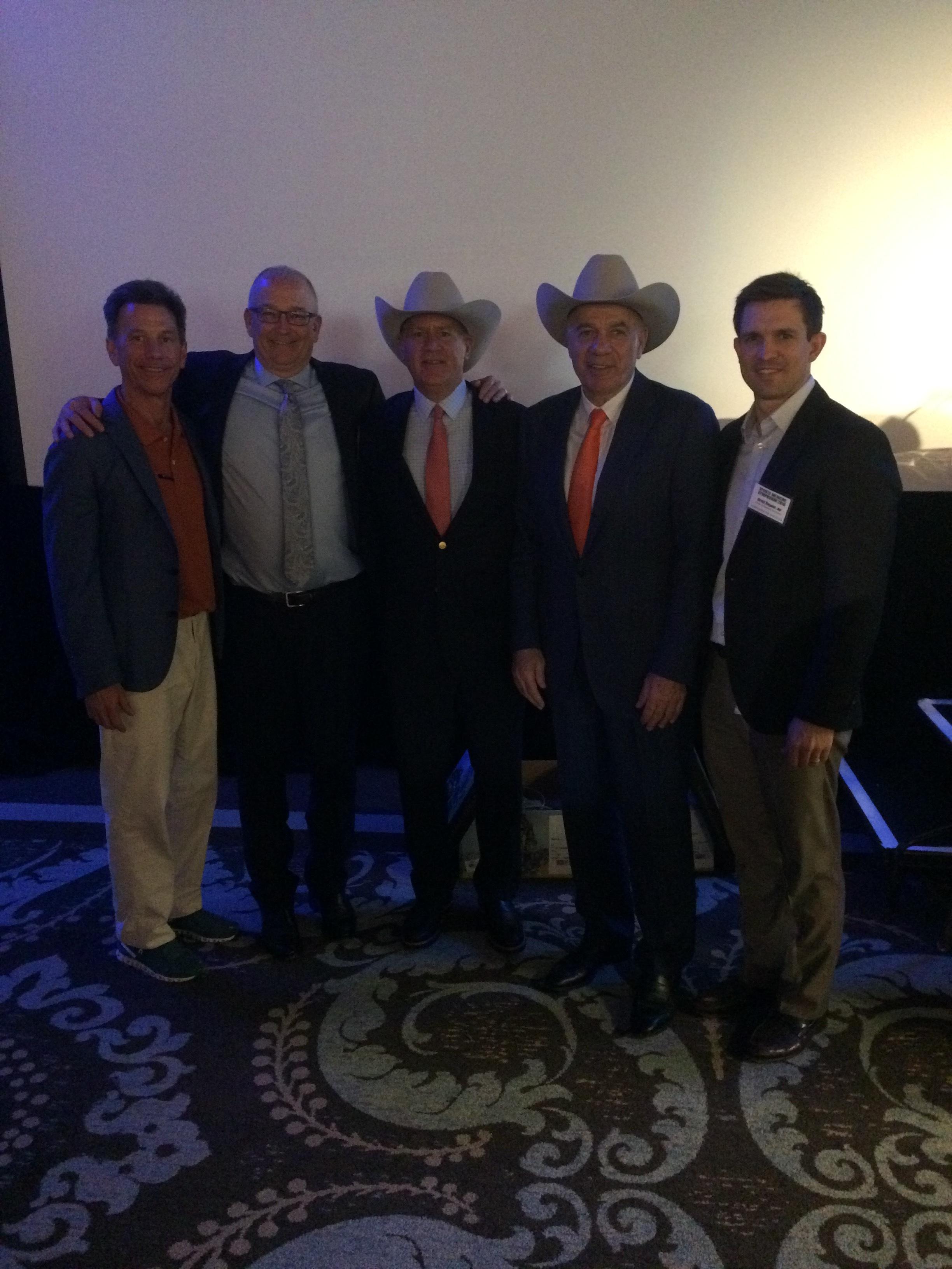 Dr. Singleton, Dr. Walter, Dr. Mandelbaum, Dr. Popovic, and Dr. Raynor