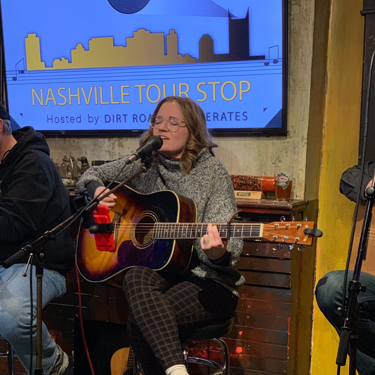 March 3, 2019 @ Belcourt Taps, Nashville