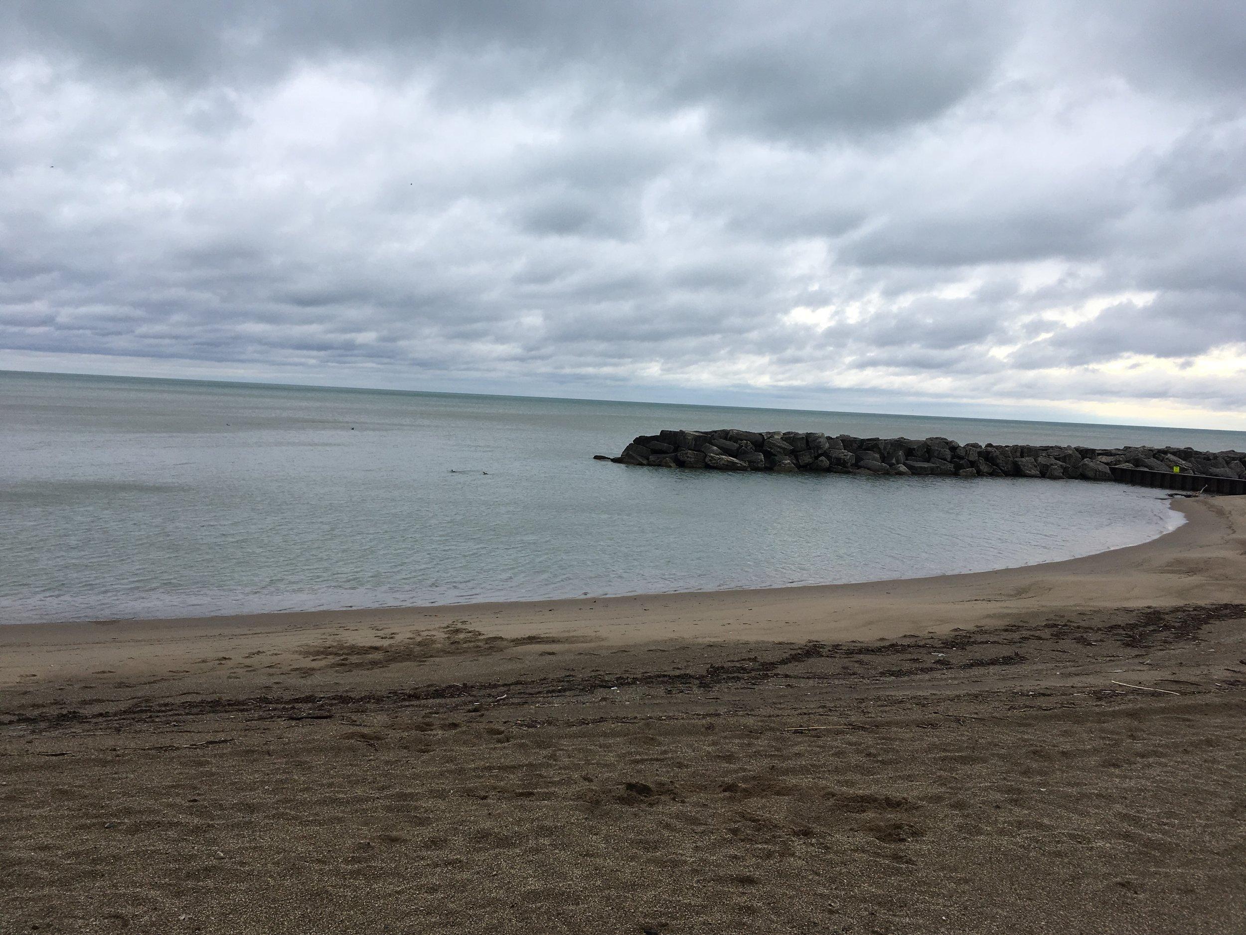 Lake Michigan, I can't quit you