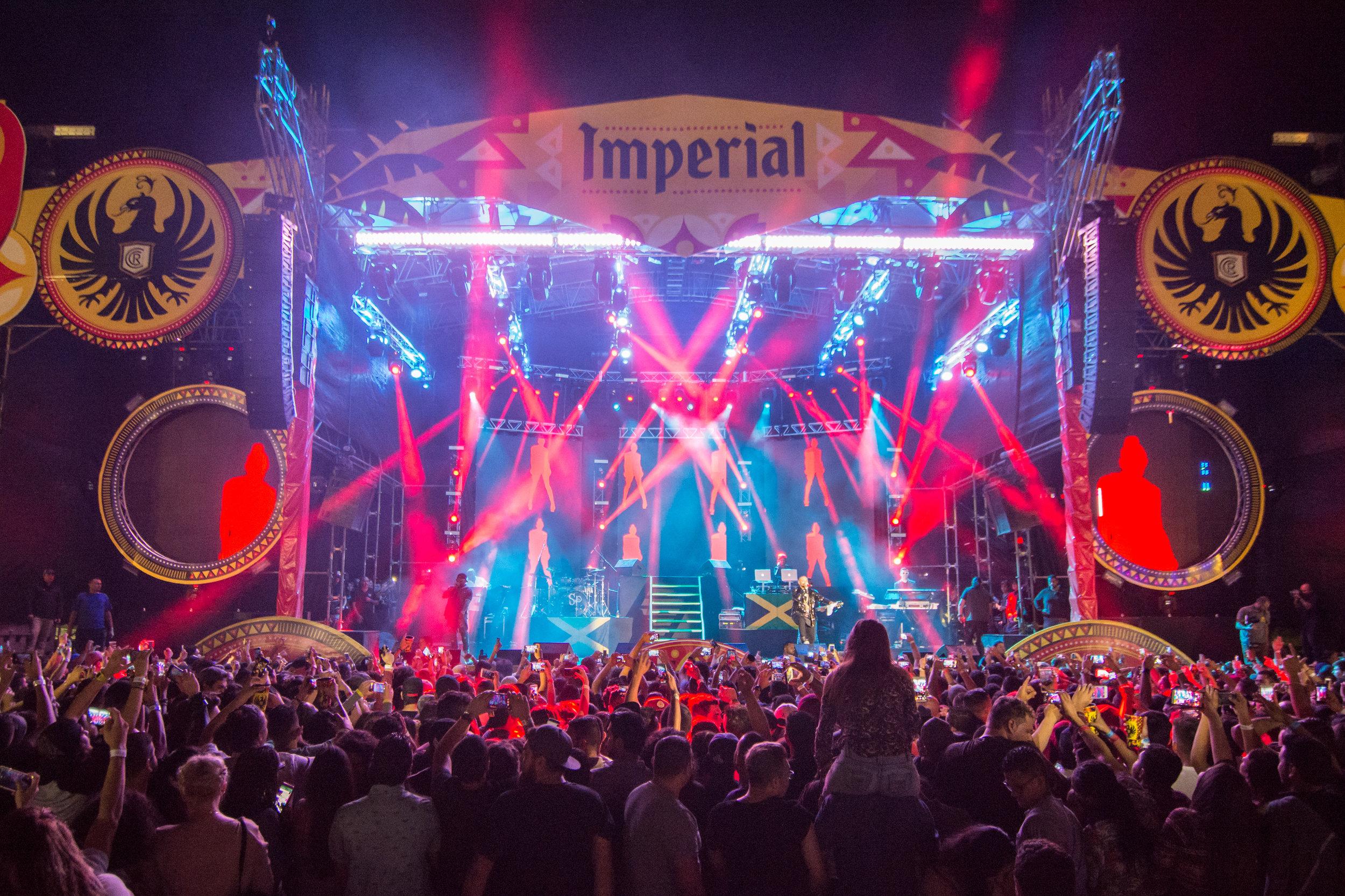 Concierto Sean Paul Barra Imperial Costa Rica 2017