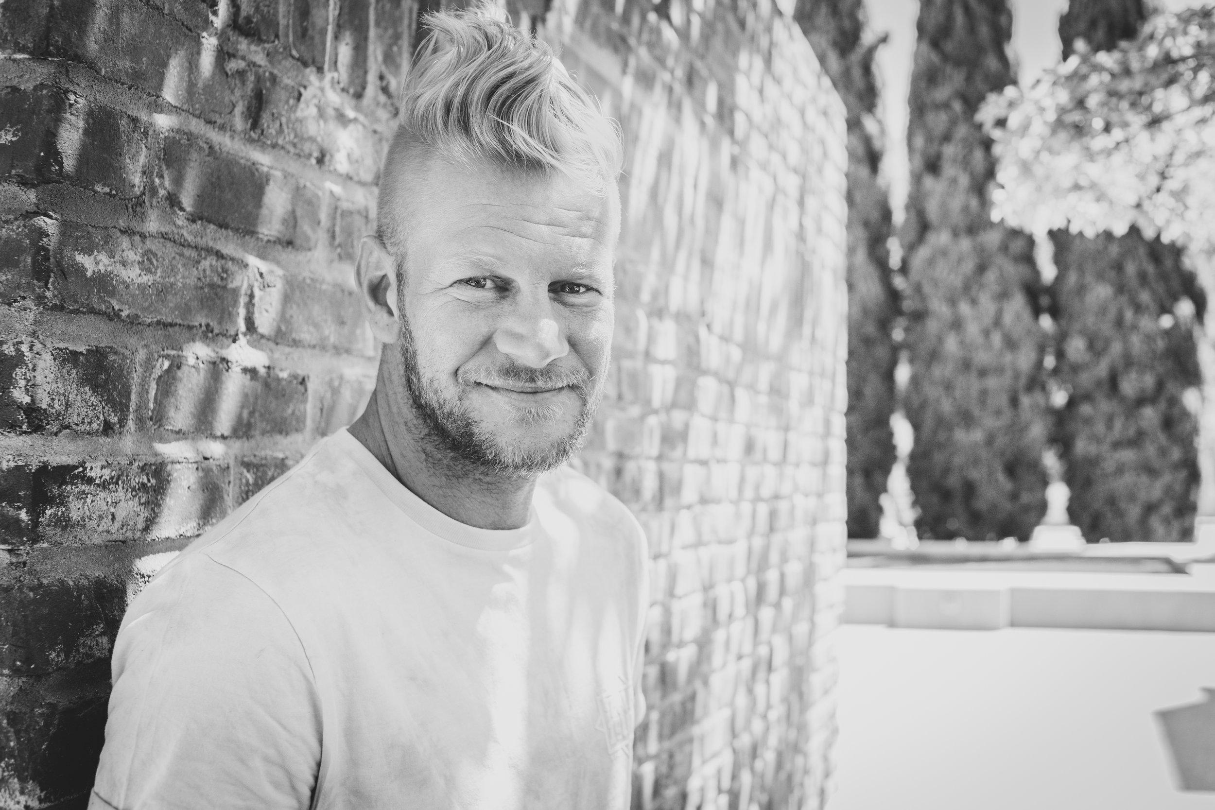 Five Questions - Chad Brokaw