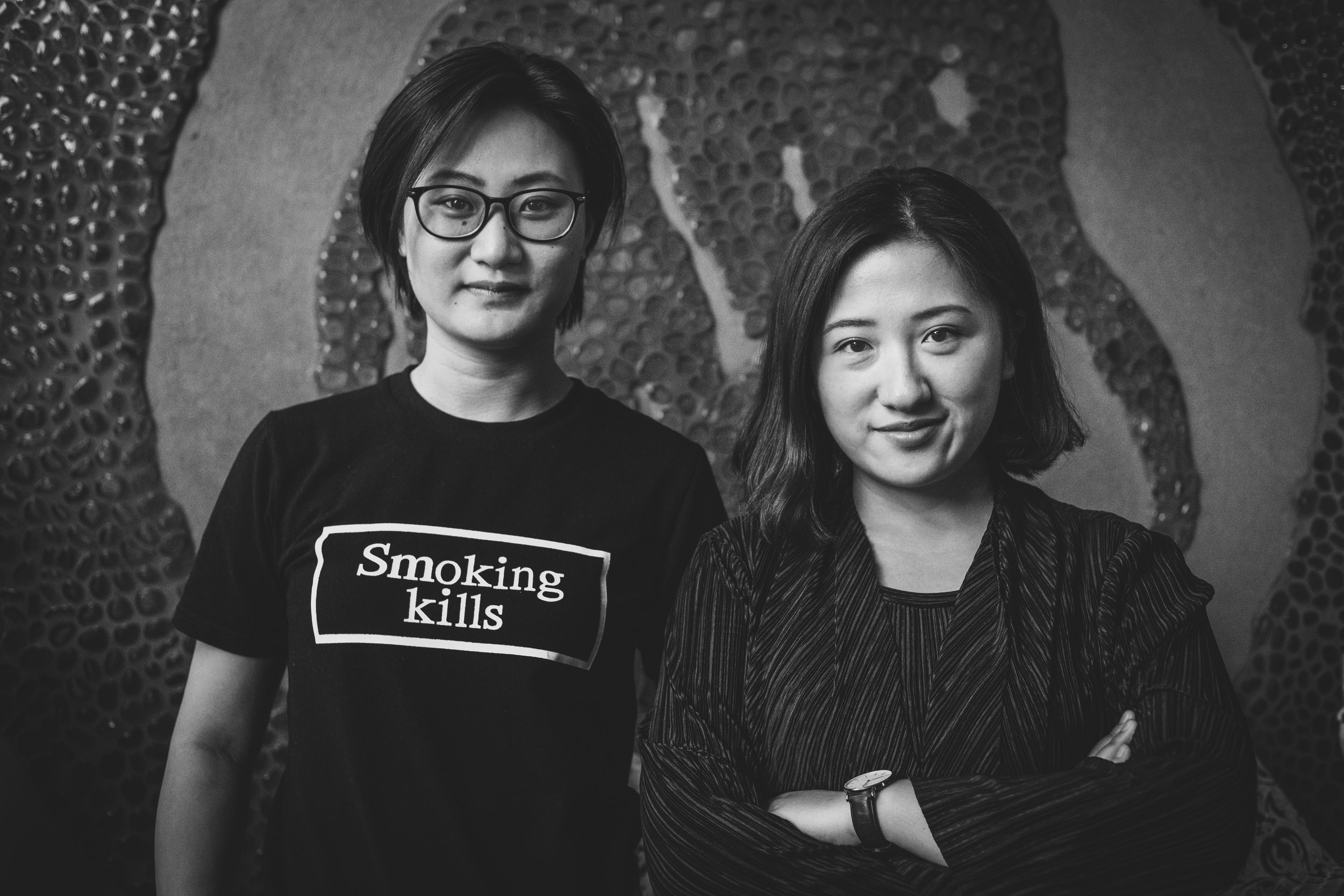 Five Questions - Xu Zhang and Mei Liying
