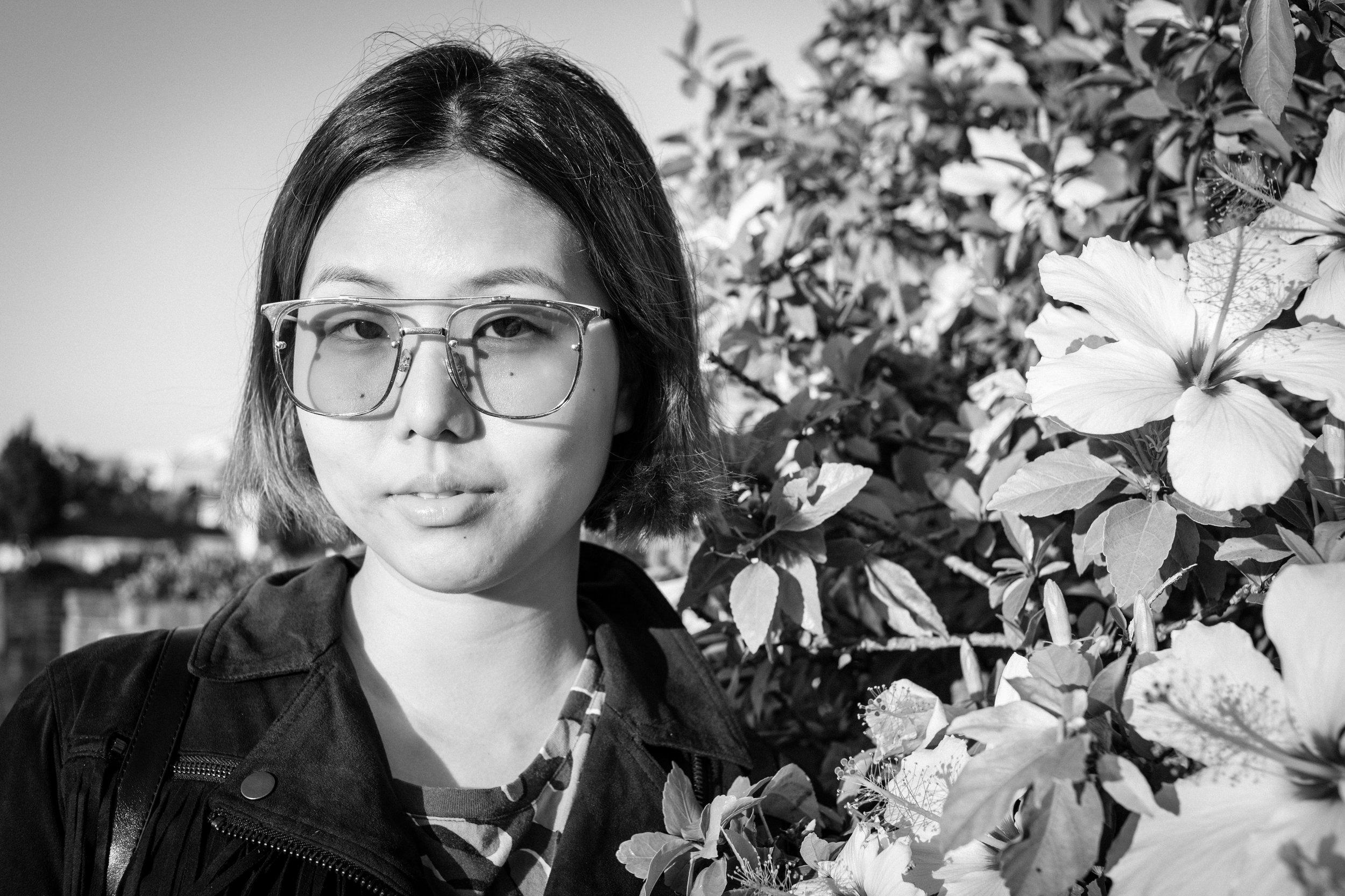 Five Questions - Lenne Chai