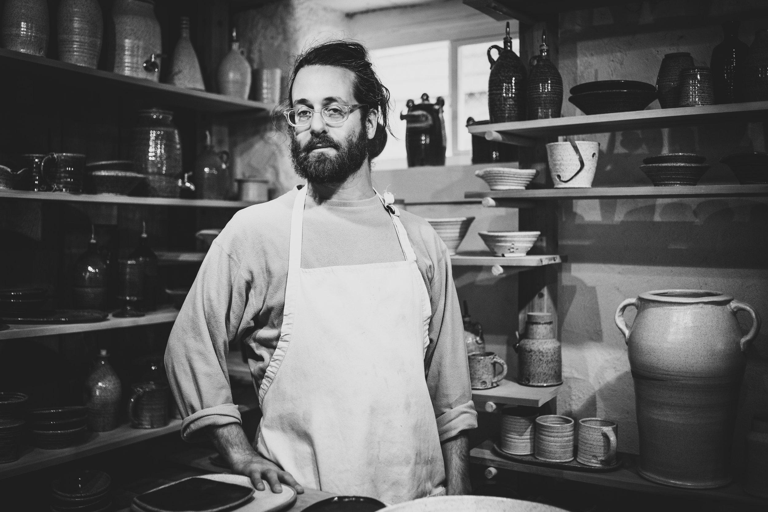 Five Questions - Jeremy Ogusky (Boston Potter)