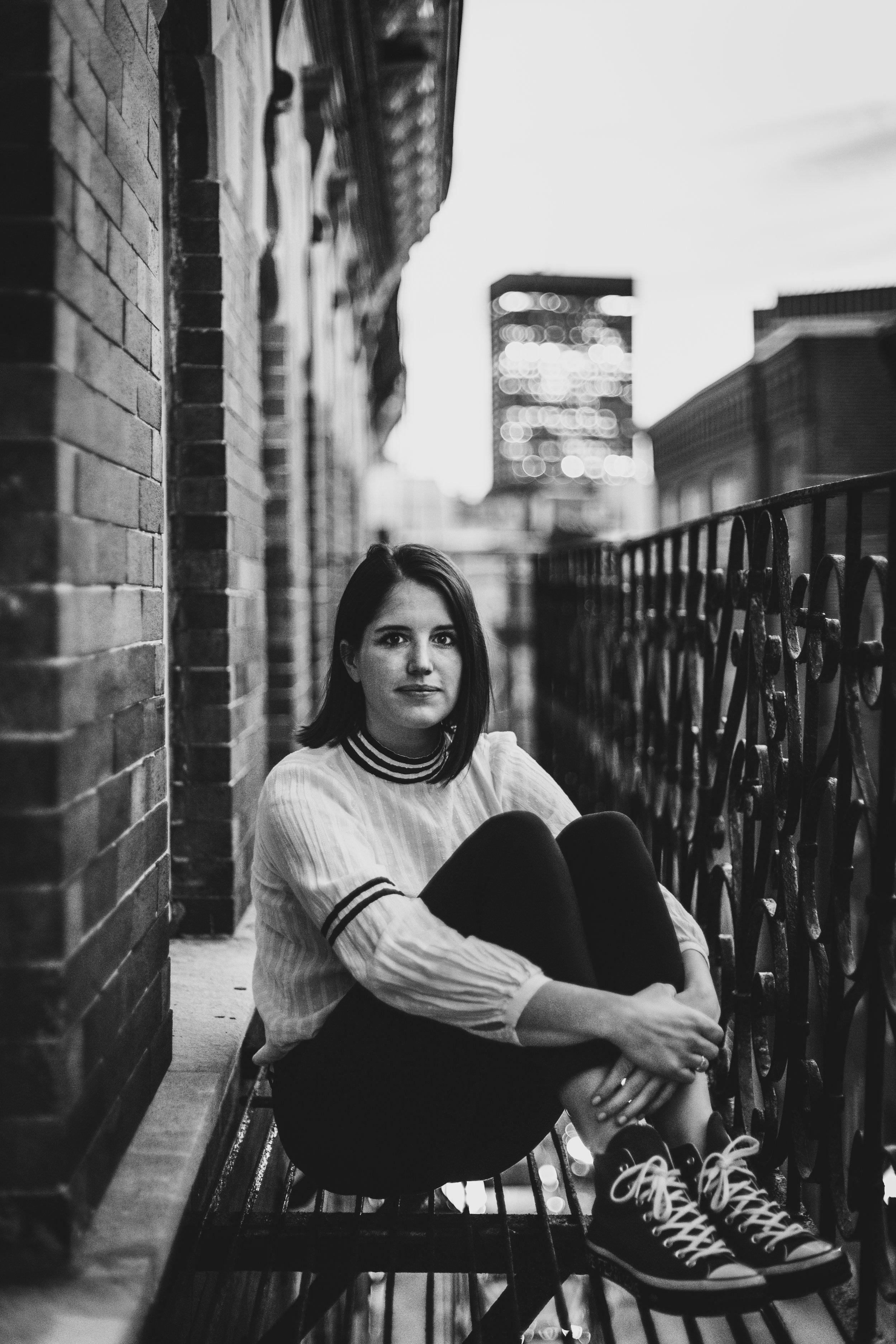 Five Questions - Elizabeth Traynor