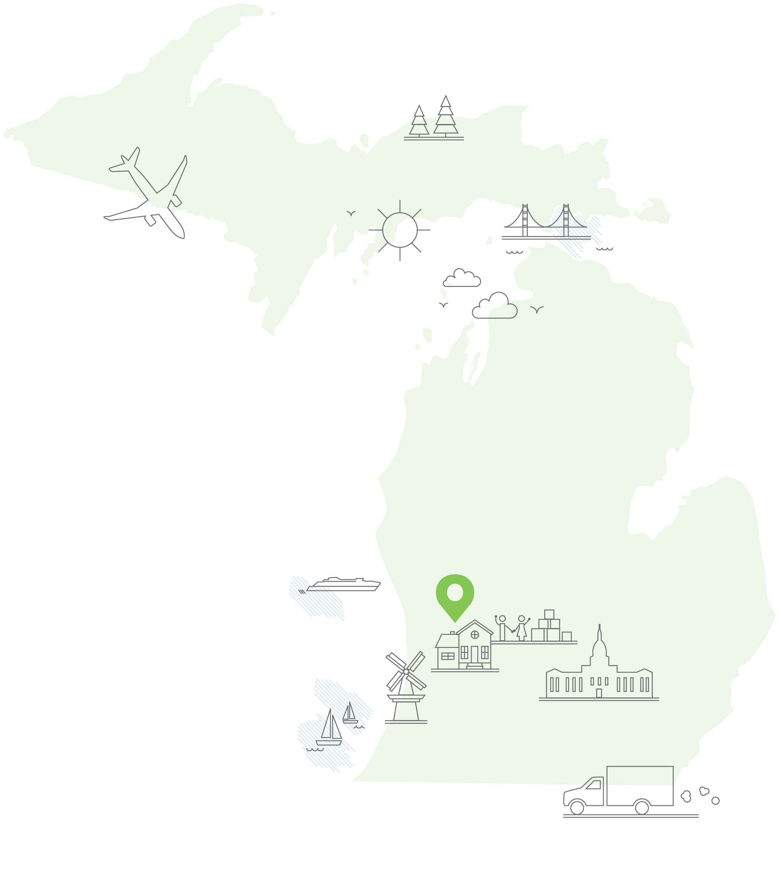 PROVIDING LOCAL DESTINATION SERVICES IN THE GRAND RAPIDS & Lakeshore COMMUNITies -