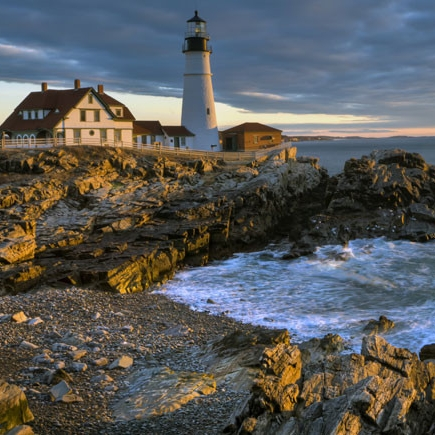 Escape Guide: Kennebunkport, Maine - THE FLAGSHIP: Kennebunkport is the perfect spot for a weekend getaway up to Vacationland, though there's enough to do to last you an entire week (or more).(26 October 2017)