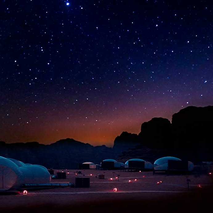 Unknown Found: I Discovered A Different Culture On A Desert Safari In Jordan - THE TRAVEL HUB: A desert safari beneath the stars in Wadi Rum fostered immediate understanding between two strangers, opening the writer's eyes to a fascinating culture—a very different way of life that's both transient and beautiful.(16 April 2018)