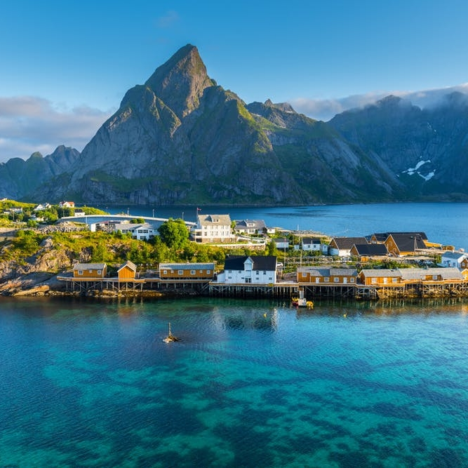 The Best Ways to Enjoy Scandinavia's Midnight Sun This Summer - BRIT + CO: While everyone else heads to the Mediterranean this summer, why not skip the crowds (and the heat) and opt for the North Sea instead?(10 July 2018)