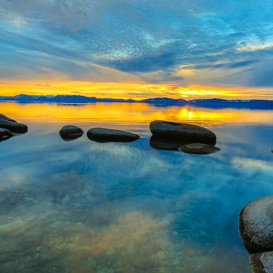 10 Reasons to Visit Lake Tahoe in the Fall - BRIT + CO: Winter, spring, summer, or fall, Lake Tahoe is always gorgeous. But autumn tends to be overlooked. Why wait for ski season to experience everything this gorgeous destination has to offer?(25 October 2018)