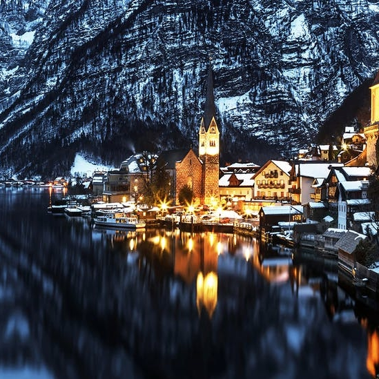 10 Magical Alpine Villages to Visit Before The Rest of the World Catches On - BRIT + CO: Whether you're eagerly anticipating the first snowfall of the season or dreading a possible return of the Polar Vortex, there's no mistaking the chill in the air: Winter is coming.(18 November 2018)