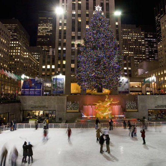 The 11 Most Festive US Cities to Visit This Winter - BRIT + CO: The holidays are upon us, and while we may all be loyal to our particular hometown's traditions, there's no better time to hit the road to explore what else is available for revelers across the US.(9 December 2018)