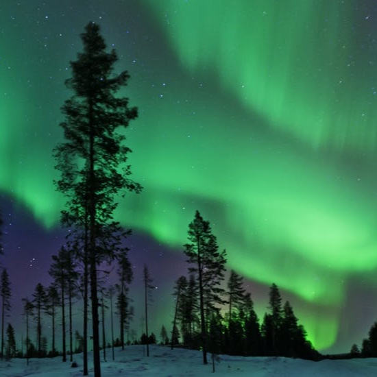 The 10 Most Spectacular Places to See the Northern Lights This Winter - BRIT + CO: Never ever seen the northern lights? Rest assured, you're not alone. But every traveler should consider a jaunt to see the aurora borealis with their own eyes.(13 December 2018)