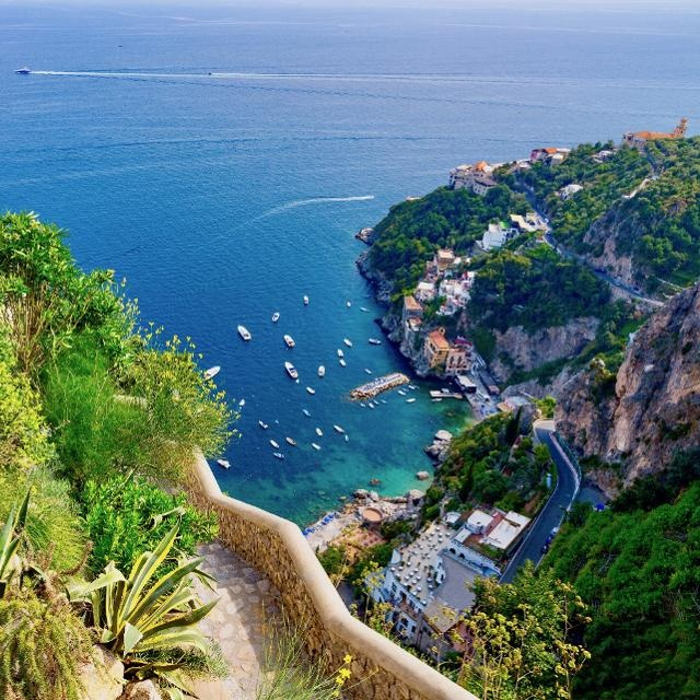 The 8 Best Hotels Along The Amalfi Coast - FORBES: There's more to the Amalfi Coast than just Positano, and there's certainly a unique appeal to smaller, lesser-known towns and quieter fishing villages. Praiano, for example, is quite often a sleepy resort community, though that changes drastically from August 1 to August 4 during the Feast of the Luminara (known as the Luminara di San Domenico Festival).(24 July 2019)