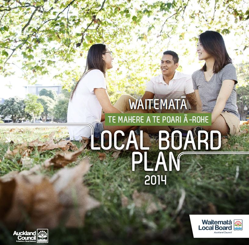 Submission (21.03.17) - Waitemata Local Board 2017 Annual Plan
