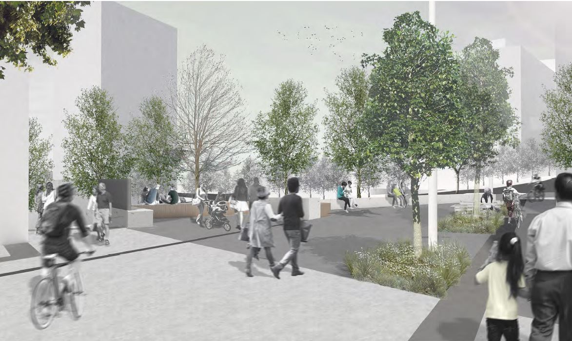 Federal Street Stage 2 (Boffa Miskell for Auckland Council)