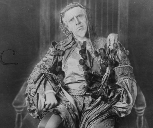 Titta Ruffo as Rigoletto, c. 1908