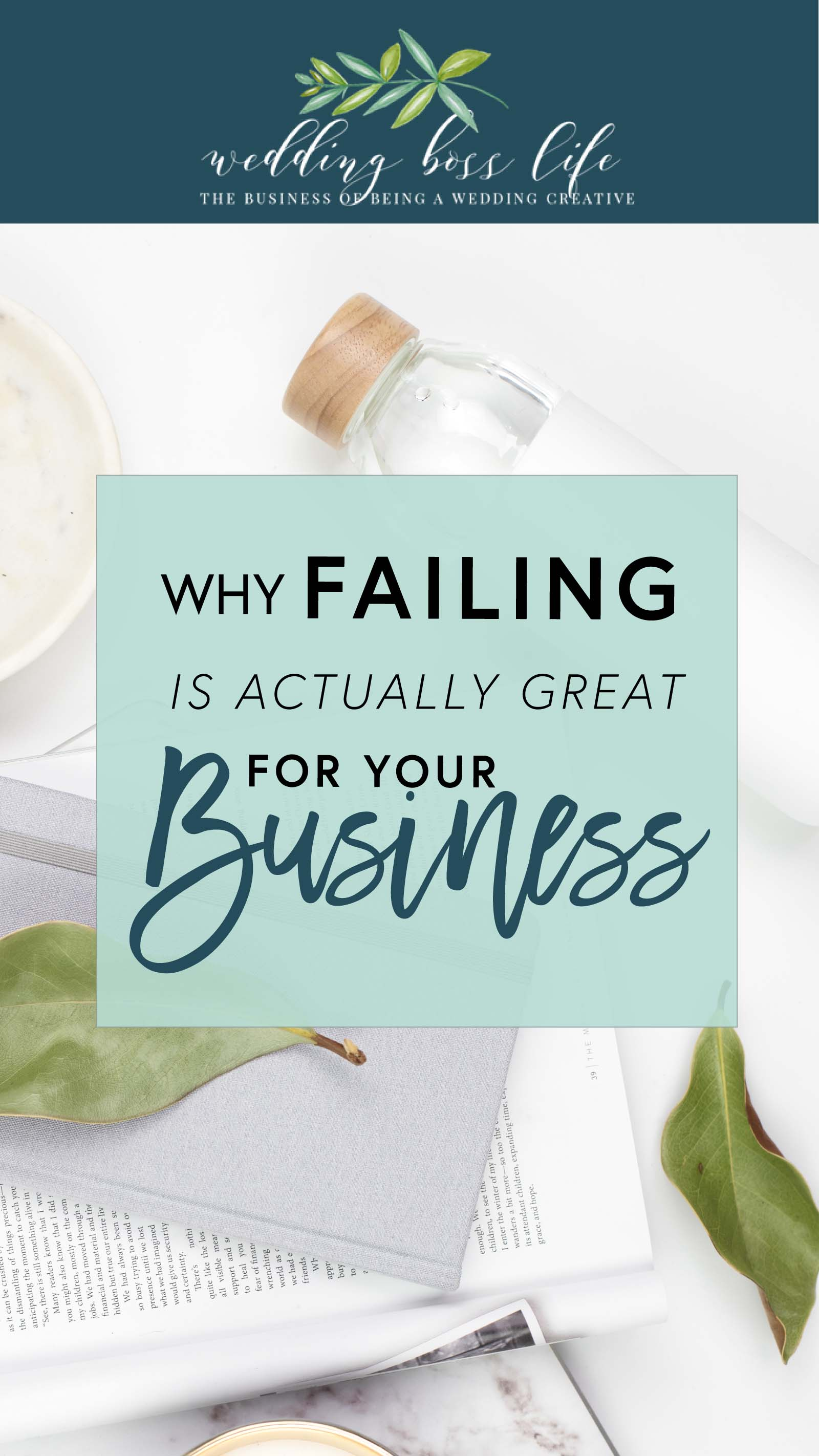Why failing is actually great for your business