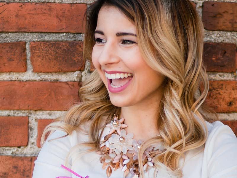 Copy of Images by Amber Robinson | Kasey Kyprianou | Spring Headshot