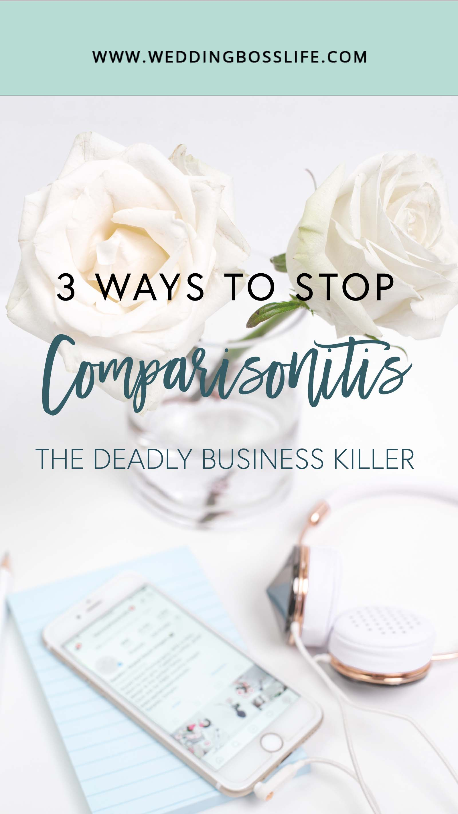 Comparison game in business