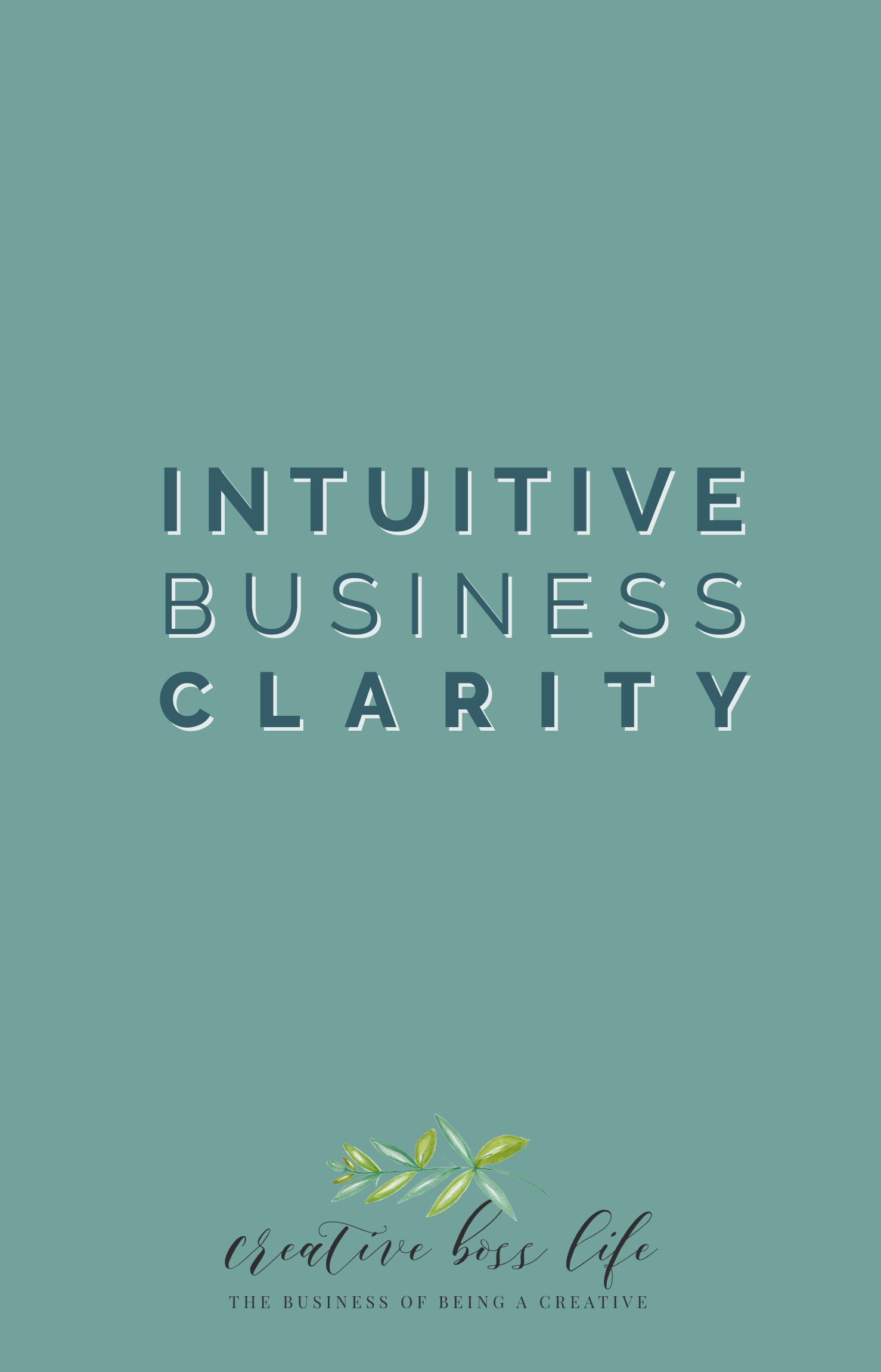 Live intuitive business coaching