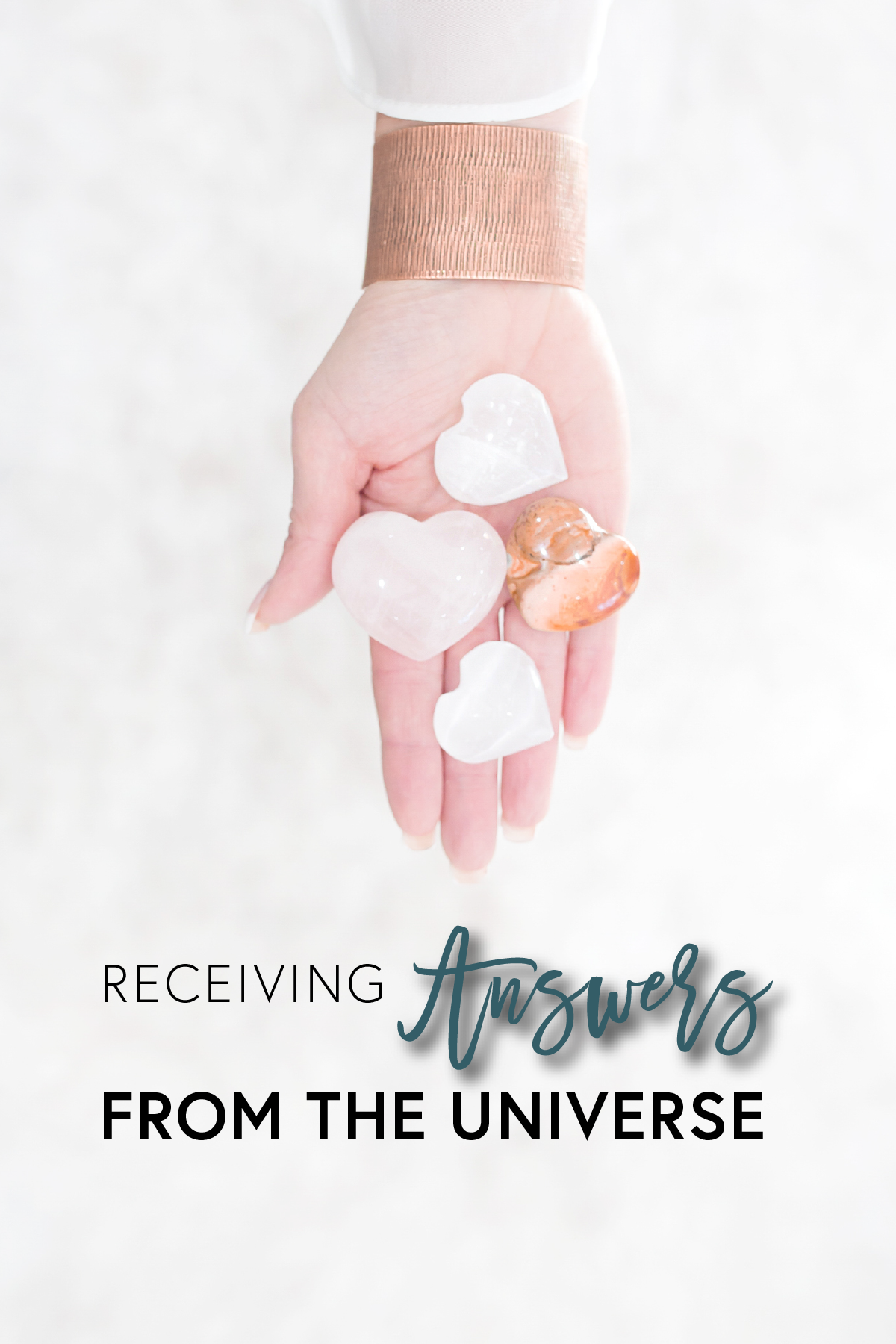 Recognizing signs from the universe