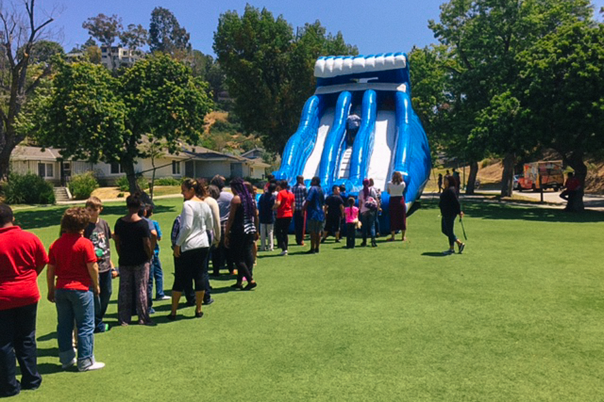 Hillsides End of the Year Party