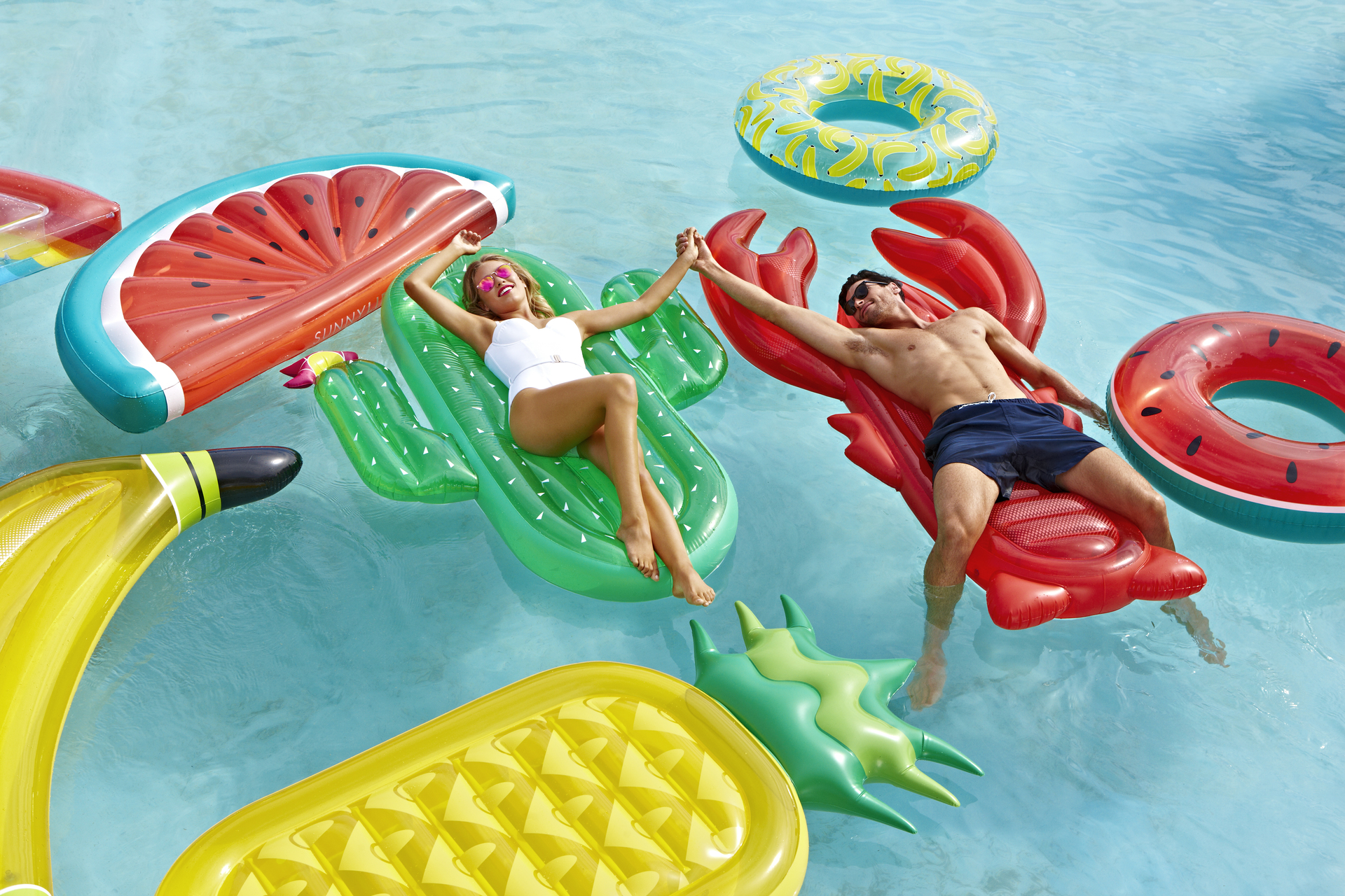 Pool Floats, Inflatables, & Accessories