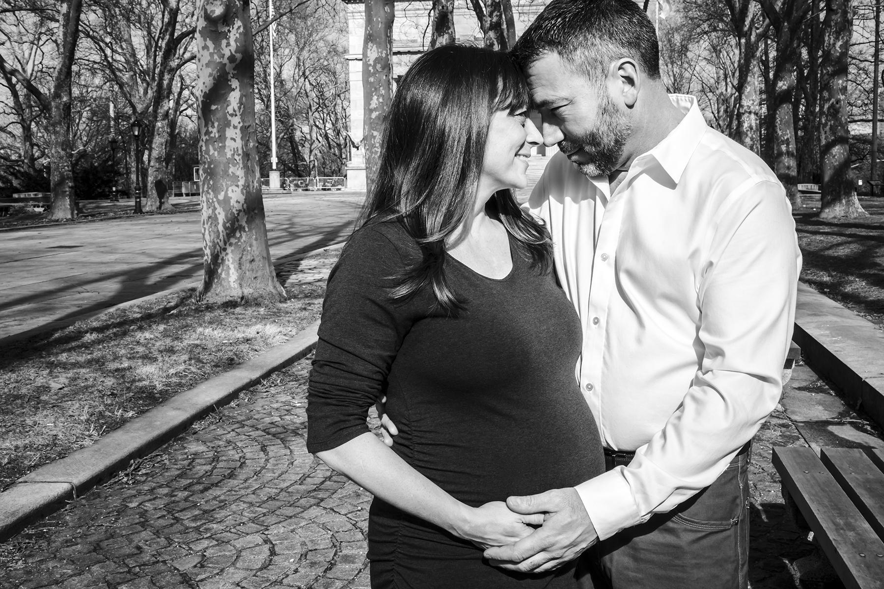 new york city maternity photography
