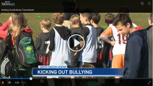 KOB '15: Students from across Edmonton give the boot to bullying -