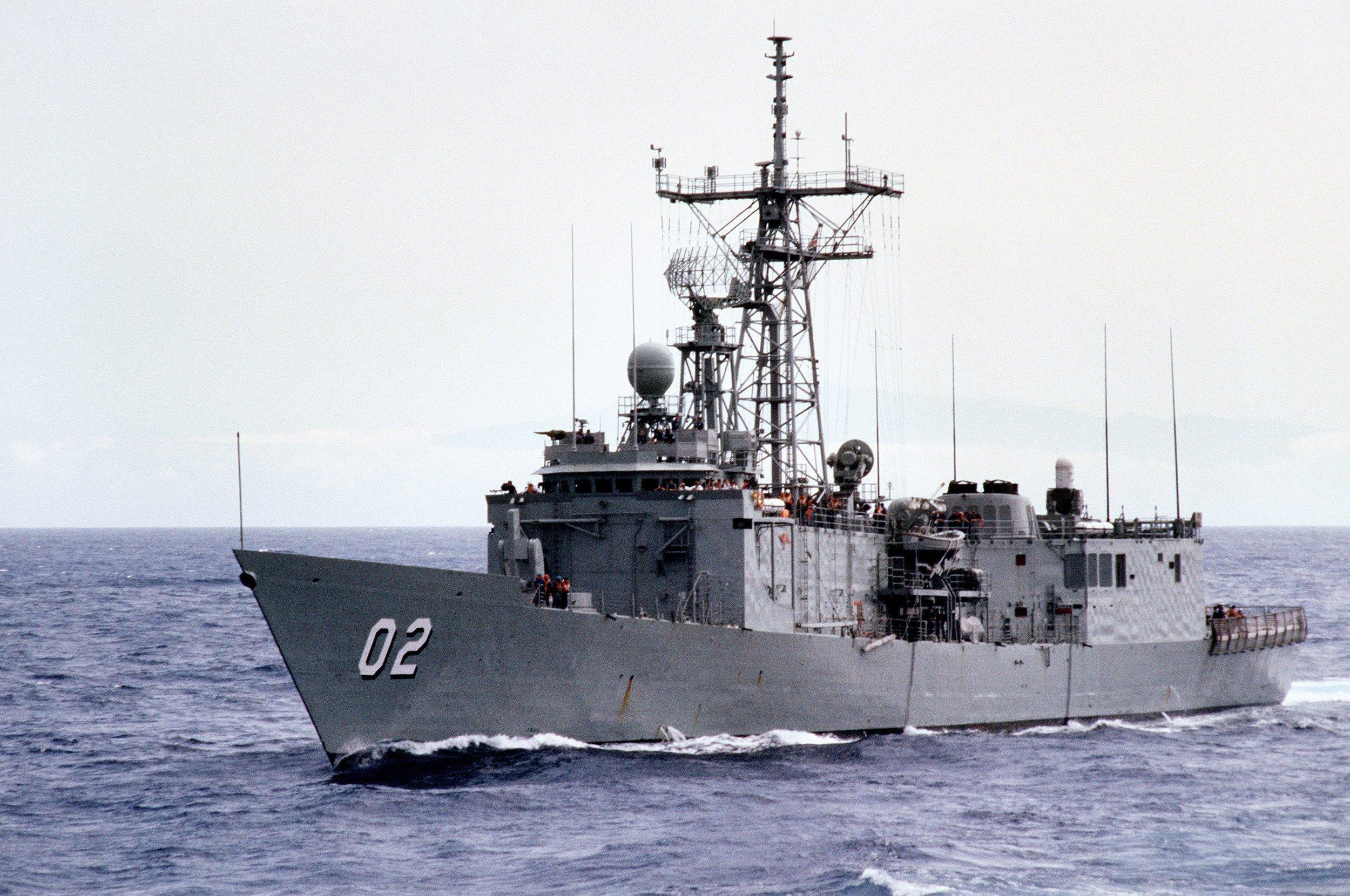 Adelaide class frigate