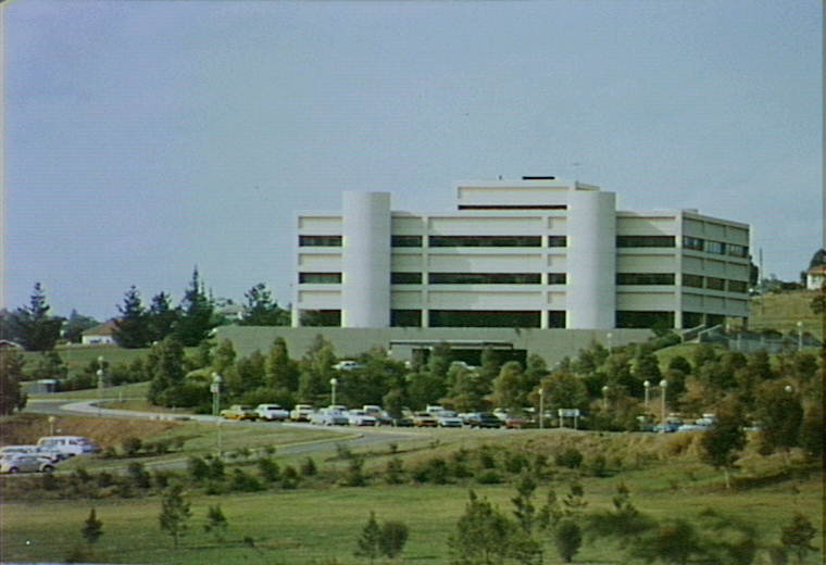1st stage of Campbelltown Hospital