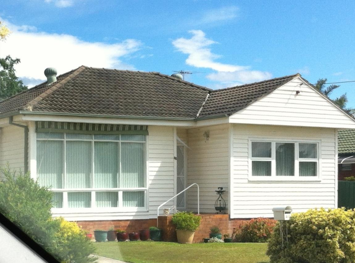 Werriwa electorate weatherboard home