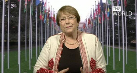 Michelle Bachelet: New UN human rights chief was one of Australia's first political refugees    Article by Greg Jennet and Erin Handley on ABC News, 21 November 2018
